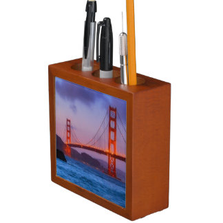 After sunset out at Baker Beach Desk Organiser