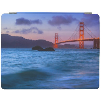 After sunset out at Baker Beach iPad Cover