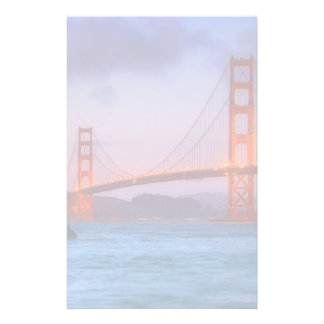 After sunset out at Baker Beach Personalized Stationery