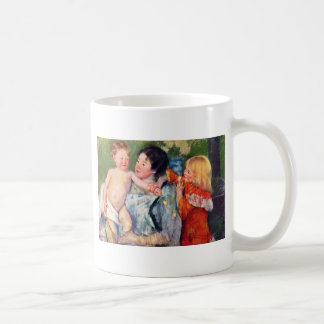 After The Bath By Cassatt Mary (Best Quality) Coffee Mugs