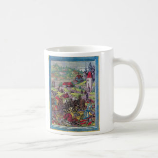 After the Battle of Triboltingen in Swabian War Coffee Mug
