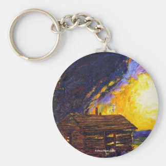 After the Dust Clears Prairie Keychains