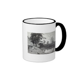 After the rain, from 'Leisure Hour', 1888 Coffee Mug
