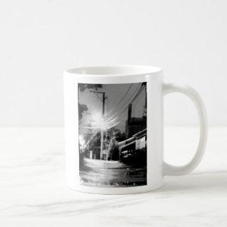 After the rain basic white mug