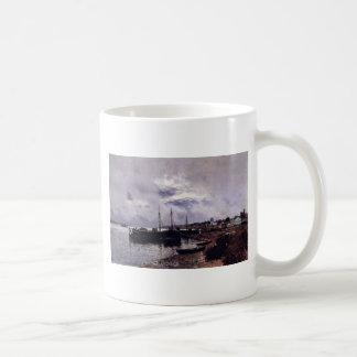 After The Rain Plösser By Lewitan Isaak Ilitsch (B Coffee Mugs
