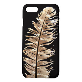 After The Rain Wild Turkey Feather Photography iPhone 7 Case
