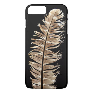 After The Rain Wild Turkey Feather Photography iPhone 7 Plus Case