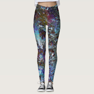 After the rainThere is a feeling that is sensed af Leggings
