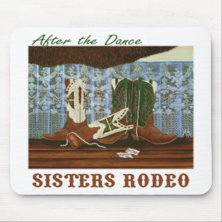 After the Rodeo Dance Mouse Pad