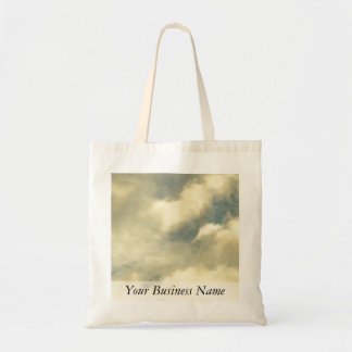 After The Storm - Clouds Budget Tote Bag