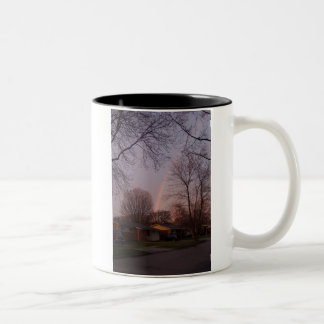 After The Storm Two-Tone Mug