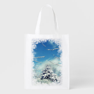 After the Storm Reusable Grocery Bag