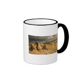 After The Storm Ringer Mug