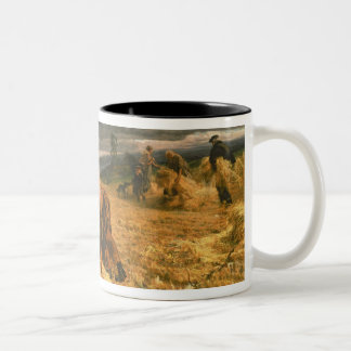 After The Storm Two-Tone Coffee Mug