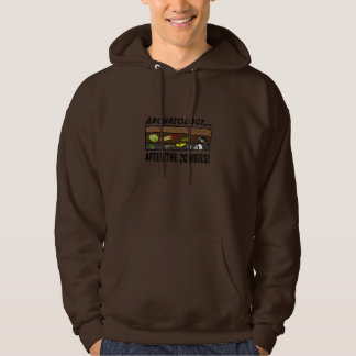 After the Zombies Hoodie