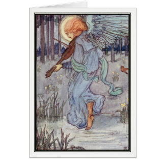 After This the Judgment by Florence Harrison Greeting Card