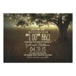 after wedding i do bbq invitation