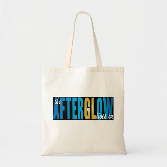 Afterglow Tote Bag #1