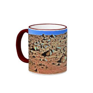 Afternoon At Gusev Coffee Mugs