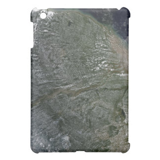 Afternoon clouds over the Amazon Basin Cover For The iPad Mini