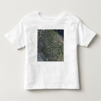 Afternoon clouds over the Amazon Basin Toddler T-Shirt