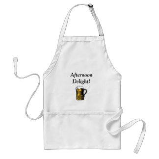 Afternoon Delight! Adult Apron
