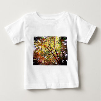 Afternoon Leaves T-shirts