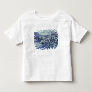 Afternoon on Lake Lucerne, 1924 Toddler T-Shirt