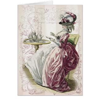 Afternoon Tea! Card