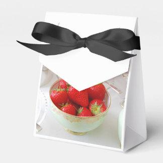 Afternoon Tea Favour Bag Party Favour Box