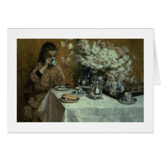 Afternoon Tea Greeting Cards Zazzle.co.uk