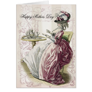 Afternoon Tea! Happy Mothers Day Card