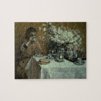 Afternoon Tea Jigsaw Puzzle