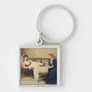Afternoon Tea Key Ring