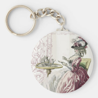 Afternoon Tea! Key Ring