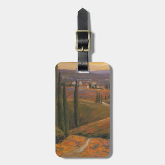 Afternoon Walk I Luggage Tag