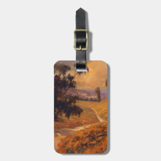 Afternoon Walk II Luggage Tag