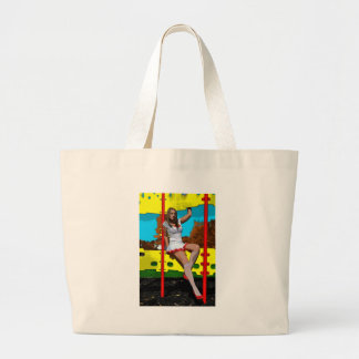 Afterschool Playground Canvas Bags