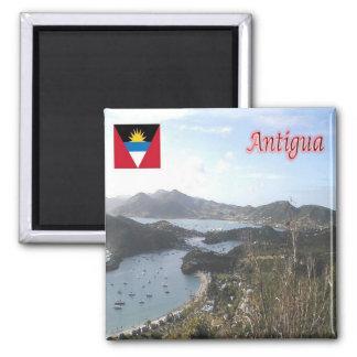 AG - Antigua and Barbuda - Antigua Magnet