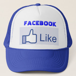 Again Facebook cap