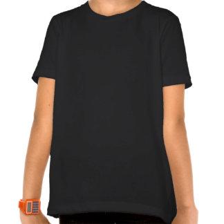 Against Dumb People Girls Dark T Shirt