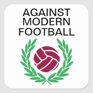 Against Modern Football Stickers