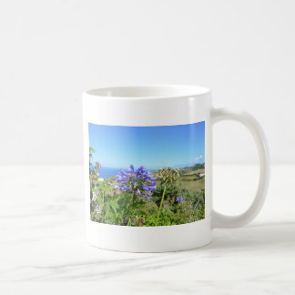 Agapanthus in the Azores Coffee Mug