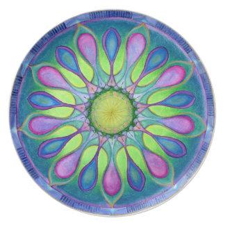 Agape Mandala Plate
