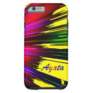 Agata Dynamic Design iPhone case
