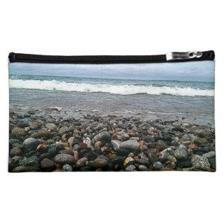 Agate beach 1 makeup bag