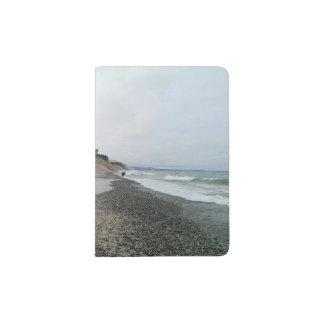 Agate beach 2 passport holder