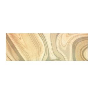 Agate Gold | Canvas Print