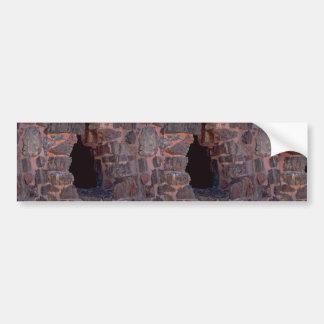Agate house bumper sticker