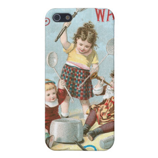 Agate Iron Ware Vintage Cookbook Ad Art iPhone 5 Covers